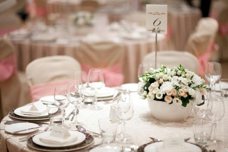 mesas dulces bodas diseno elegante simple ideas
