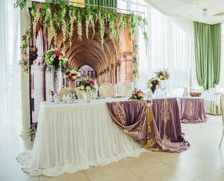 mesas dulces bodas diseno jarrones distinto tamano ideas