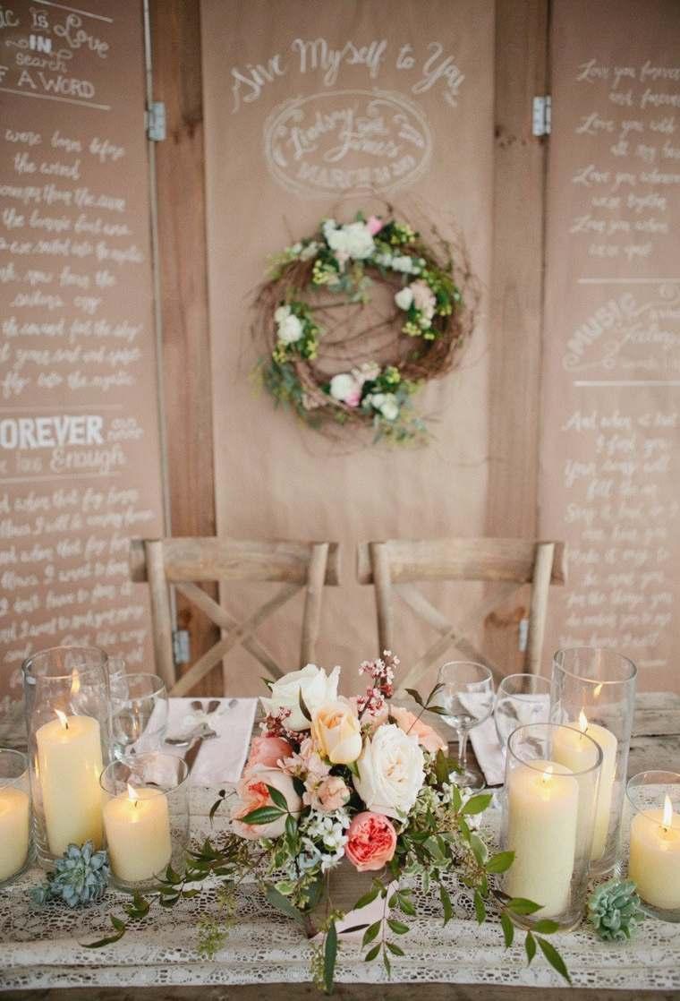mesas dulces bodas diseno mesa estilo centro vintage ideas
