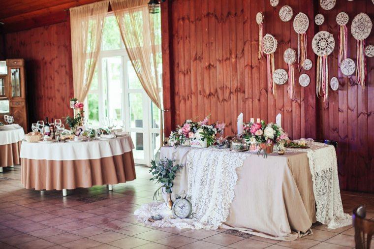 mesas dulces bodas diseno rustico opciones ideas