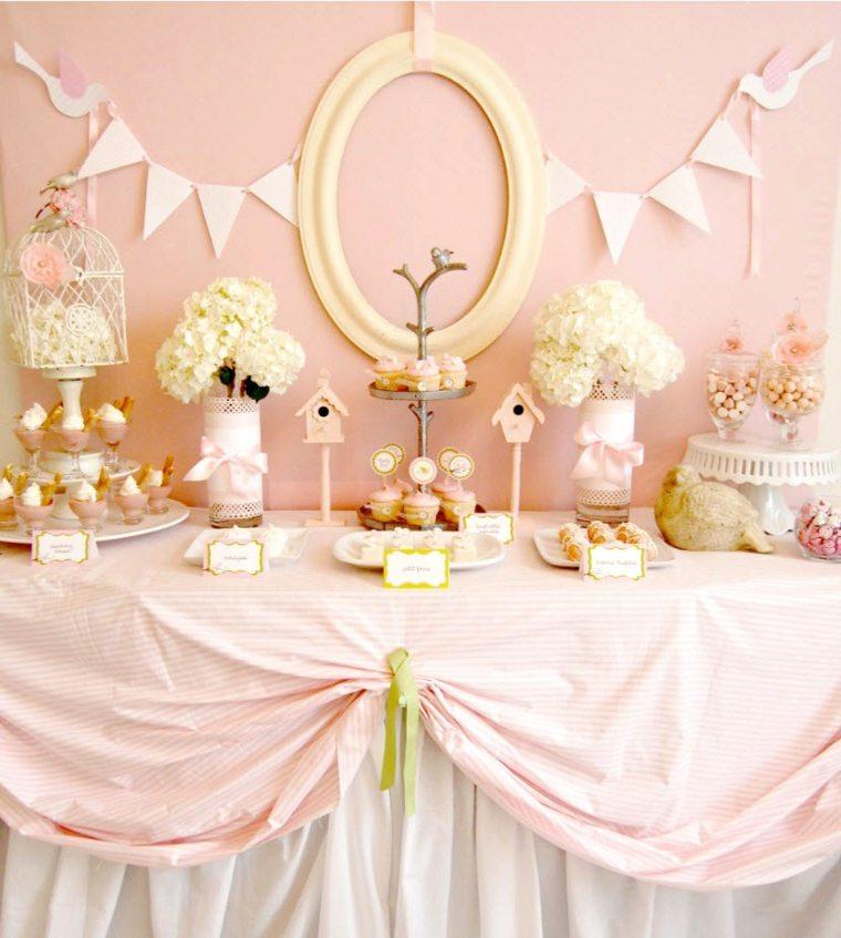 mesas dulces para bodas originales