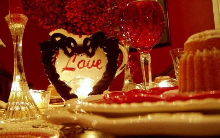 mesas románticas para dos casa