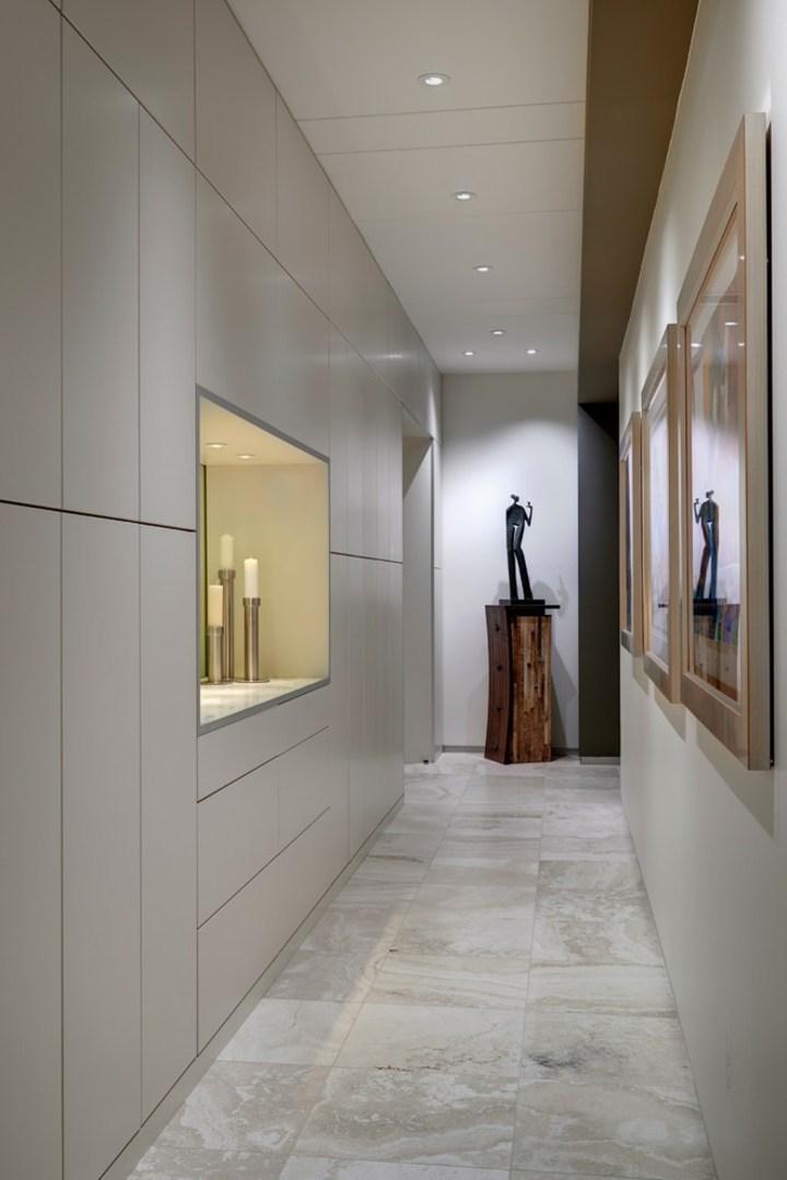 minimalista carente agarraderas mueble candelabros
