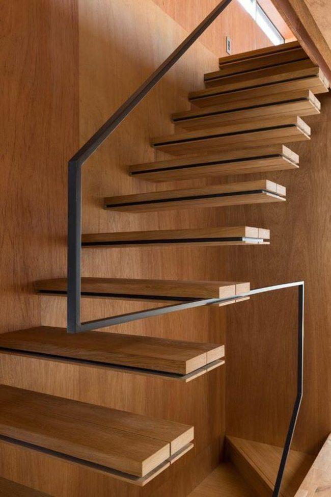 minimalista metalica abierta laterales rectas