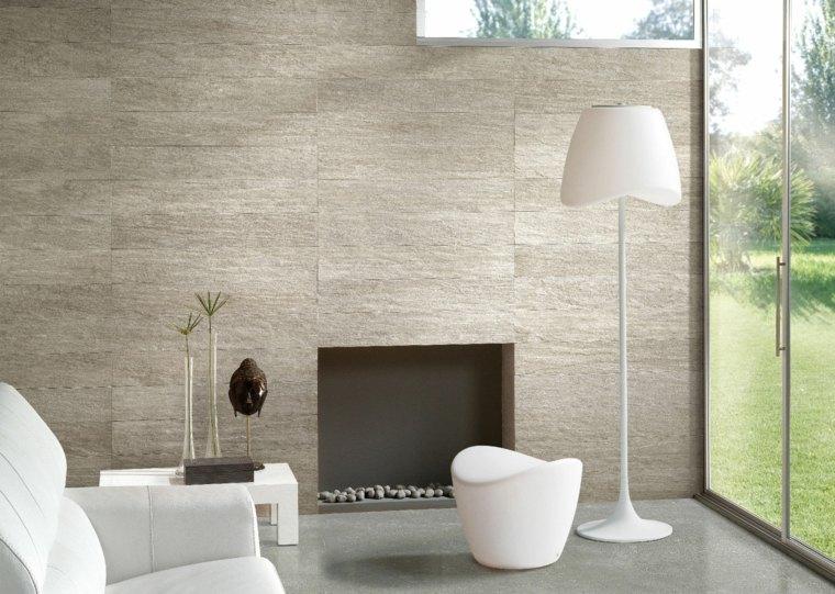 minimalistas elegantes especiales blanca sillon