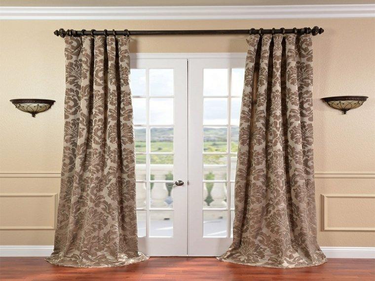 Fotos de cortinas para unos interiores muy modernos for Modelos de cortinas