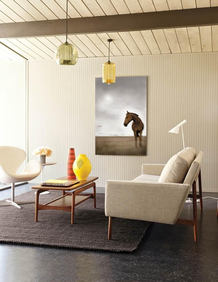 muebles ambiente estilo vintage