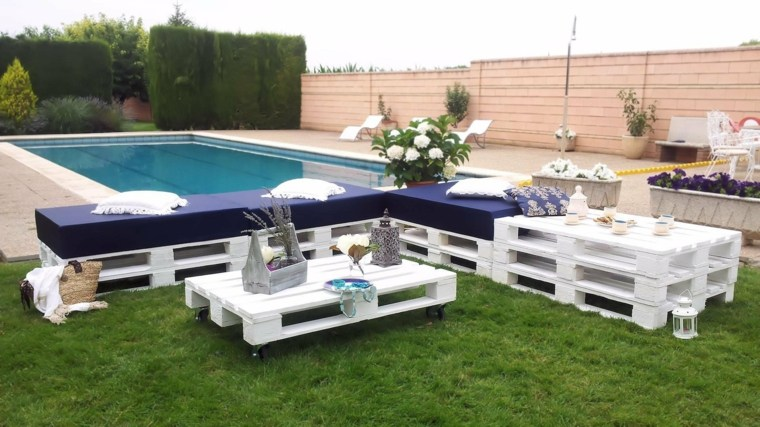 Chill out con palets dise os geniales que puedes hacer - Muebles chill valladolid ...