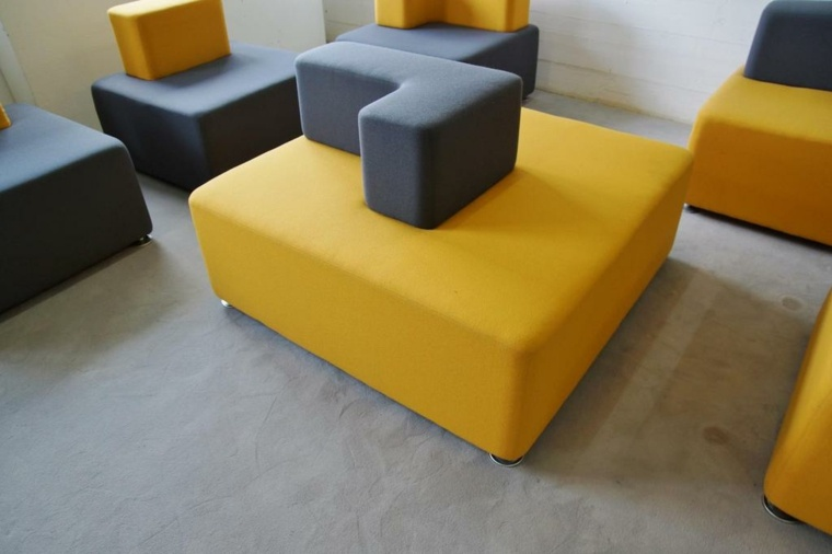 Sof chillout para la decoraci n de interiores modernos - Muebles chill out ...