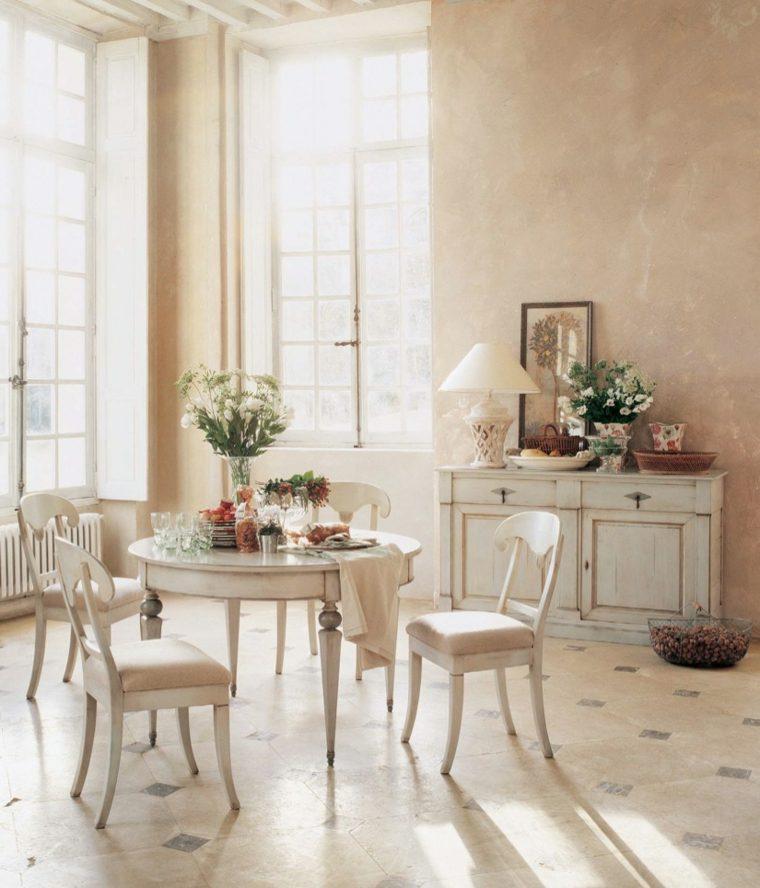 muebles comedor diseño vintage