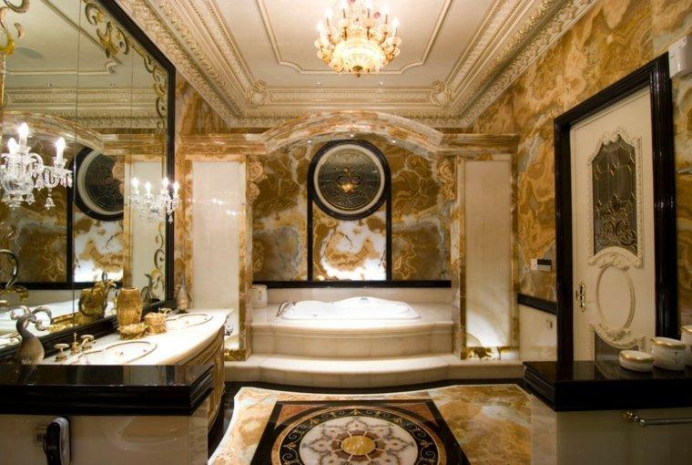 muebles de baño antiguos decorar