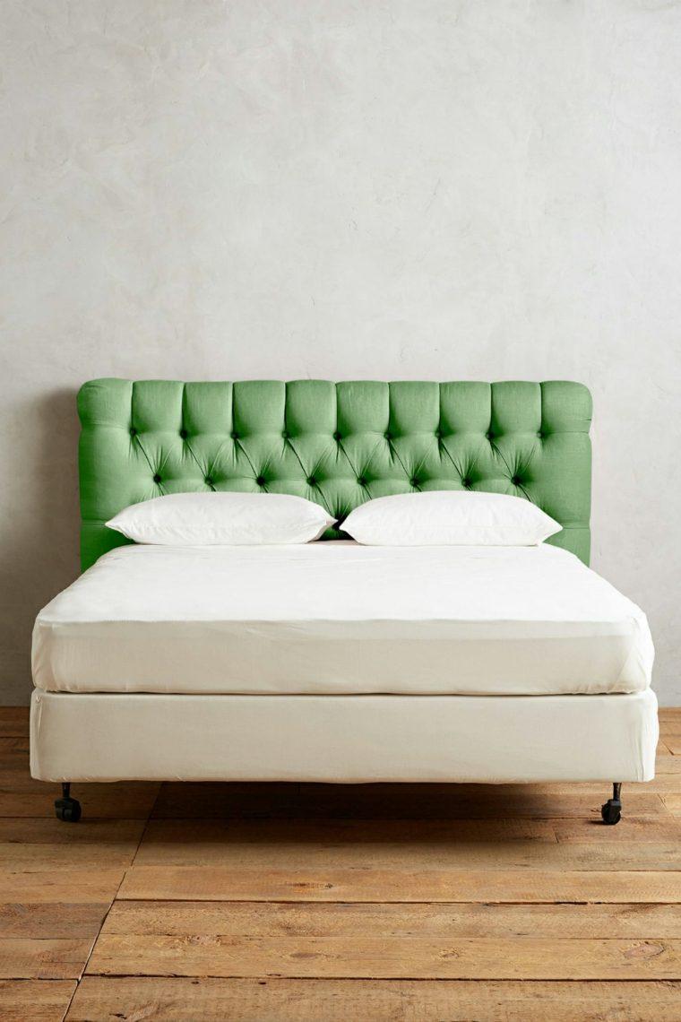 Muebles de dise o moderno de color verde para decorar for Muebles dormitorio diseno