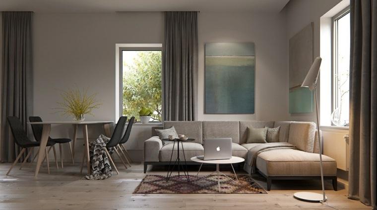 muebles de sala esquinas sofa especial lamparas