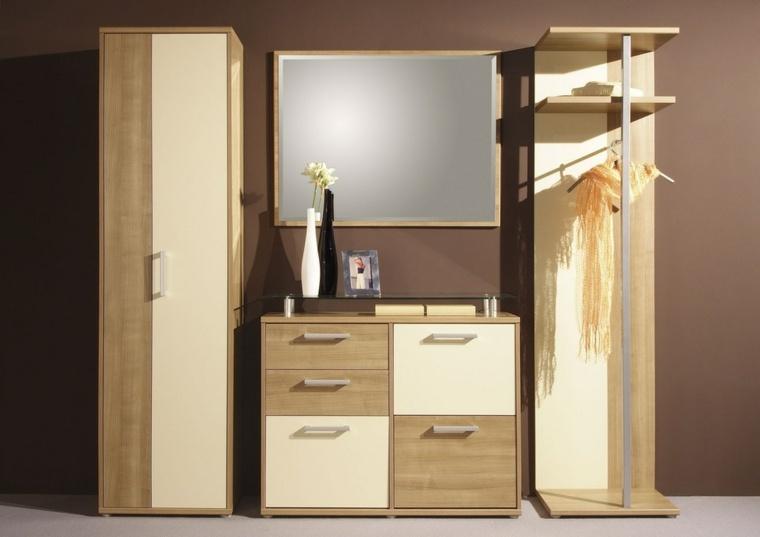 Muebles entrada para decorar los interiores modernos - Armarios entrada recibidor ...