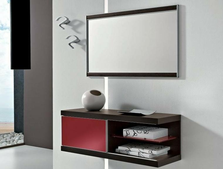 muebles entrada para decorar los interiores modernos y elegantes with muebles para entradas modernos