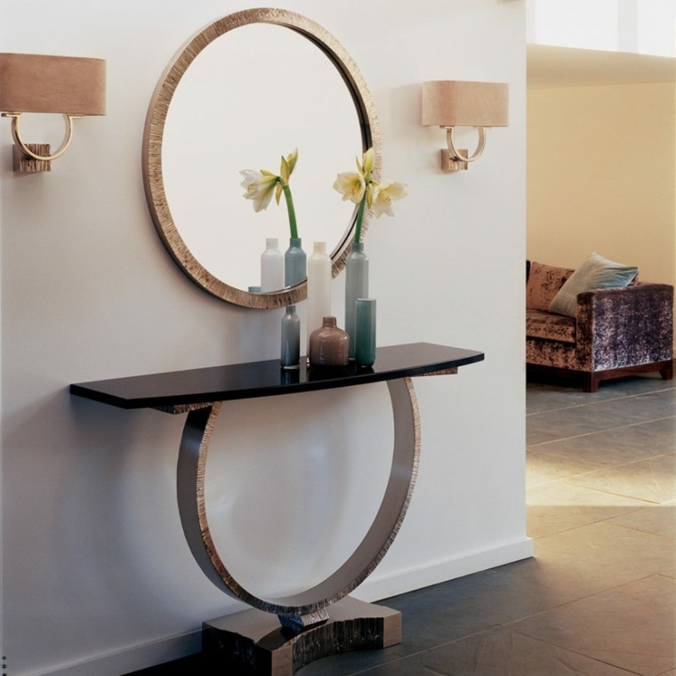 muebles para recibidor