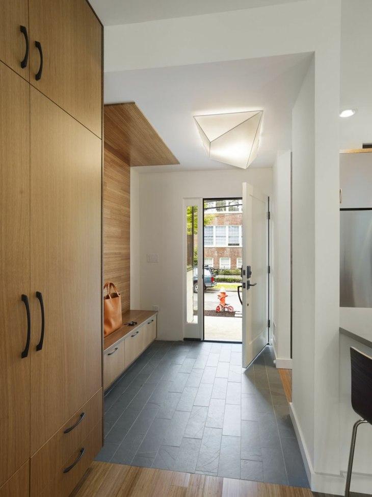 Muebles pasillo de entrada ideas para una buena primera - Consola muebles entrada ...