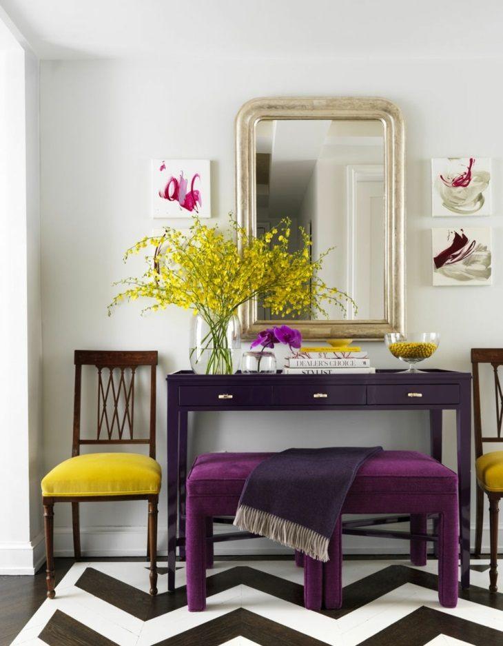 Muebles pasillo de entrada ideas para una buena primera for Muebles modernos para apartamentos