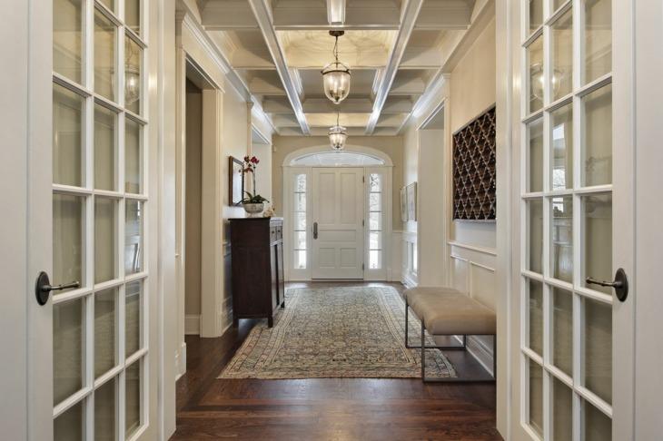 Muebles pasillo de entrada   ideas para una buena primera impresion