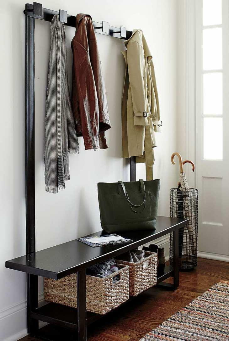 Mueble para pasillo muebles recibidor banco recibidores y - Muebles de pasillo ...