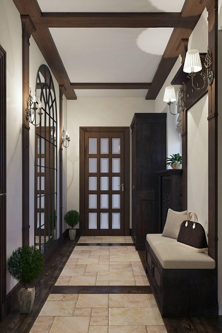 Muebles pasillo de entrada ideas para una buena primera for Diseno pasillos interiores