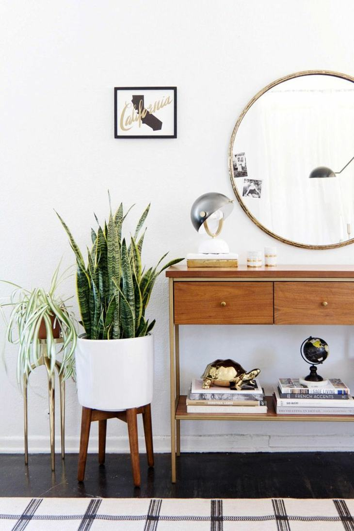 Muebles pasillo de entrada ideas para una buena primera - Muebles de entrada vintage ...