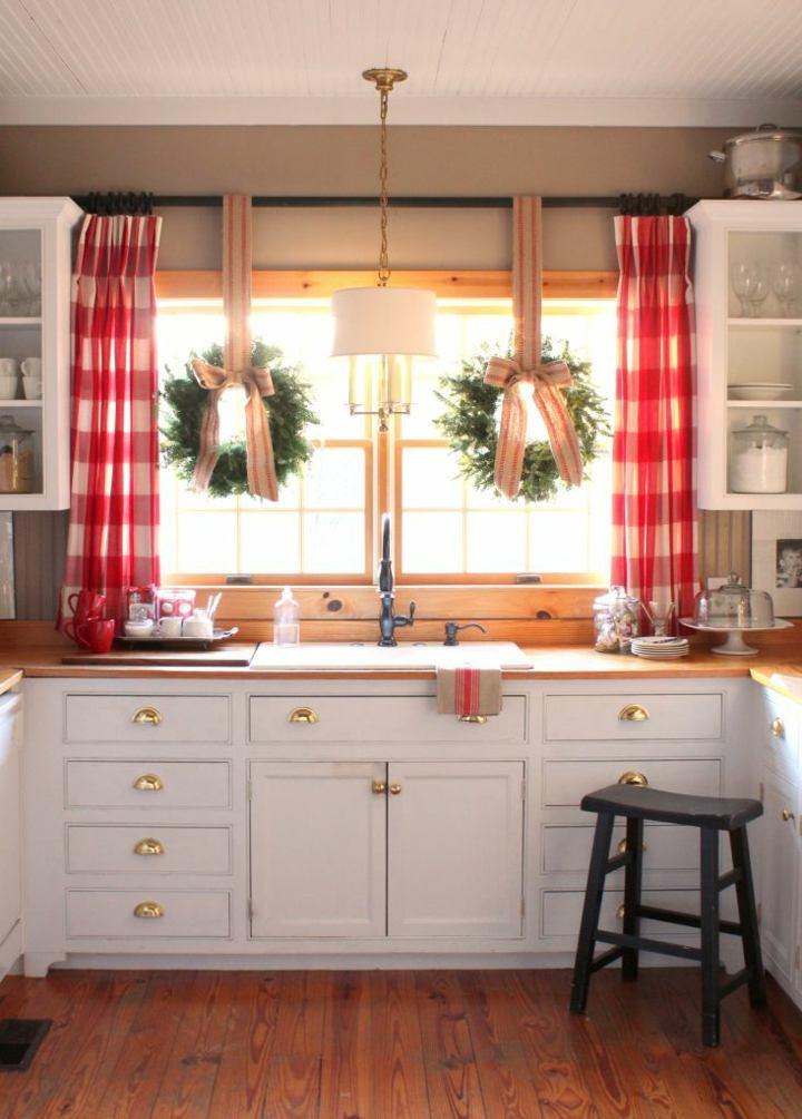 navidad decorado cuadros muebles fuentes