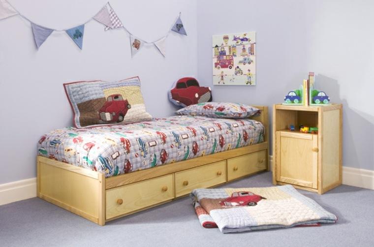 original conjunto cama mesilla