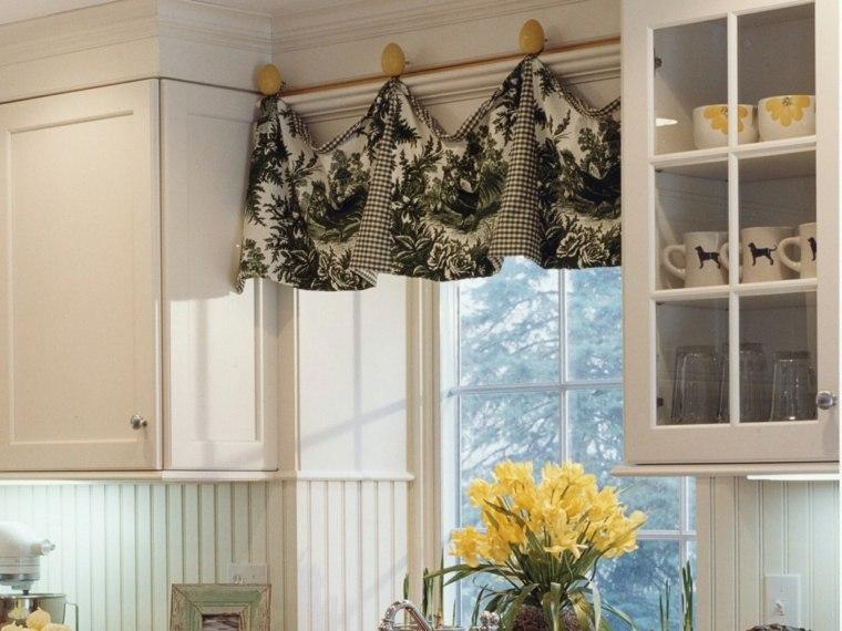 Cortinas para ventanas pequeñas - 24 diseños estupendos -