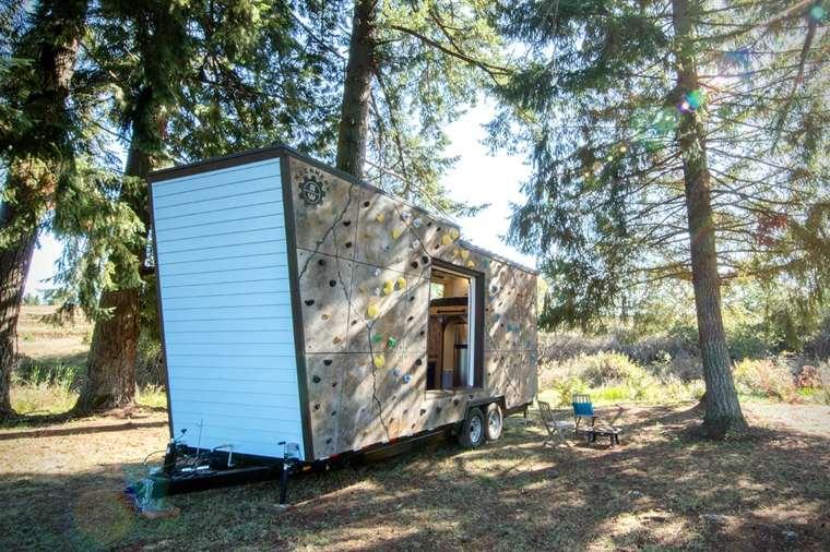 original diseño casa movil