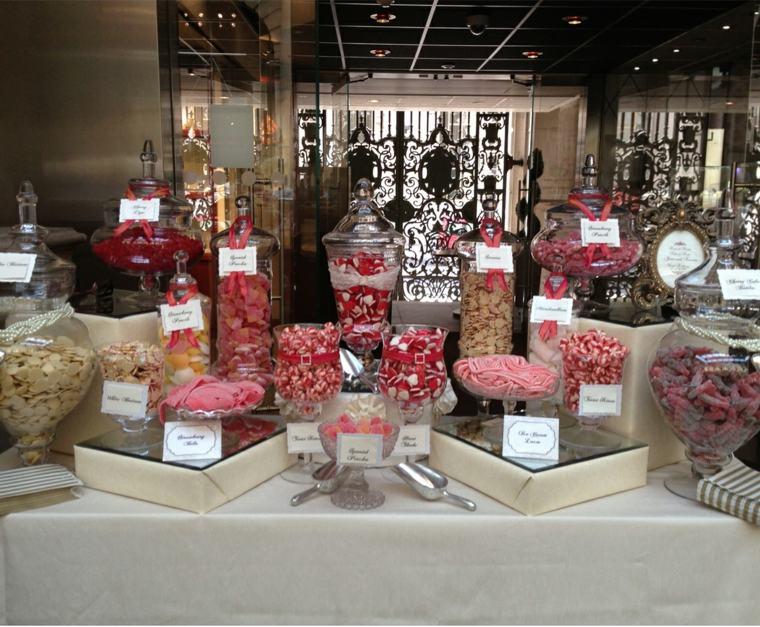 original mesa dulces para bodas