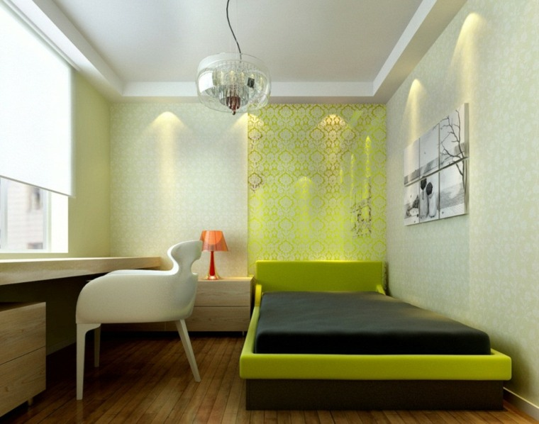 original habitacion estilo minimalista