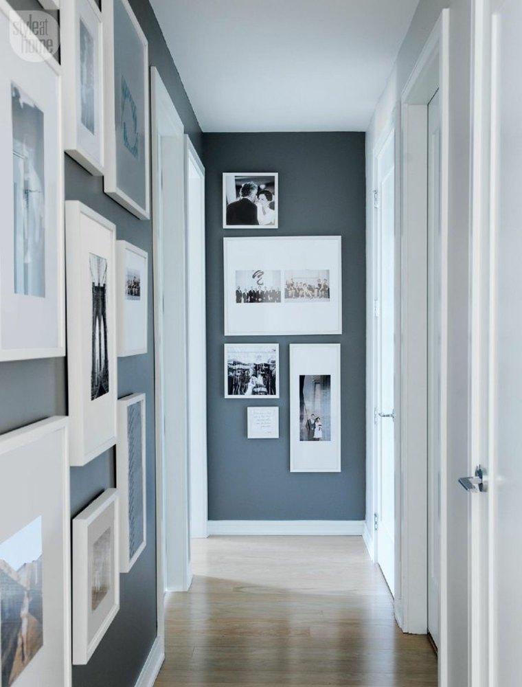 original pintura color gris azulado