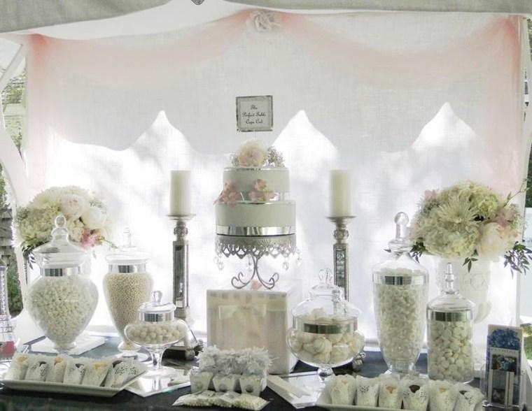 original decoración mesa dulces