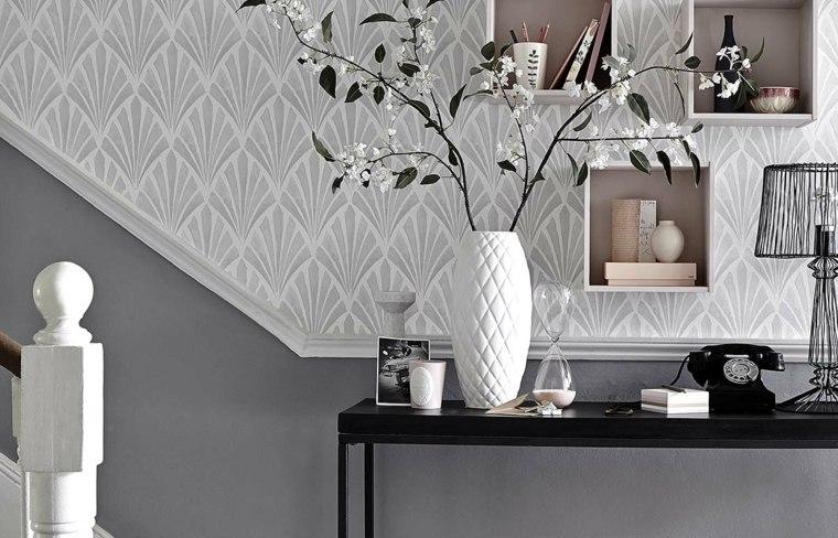 Ideas para pintar un pasillo gris