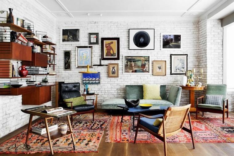 Interiorismo salones ideas originales para cada estilo for Interiorismo salones