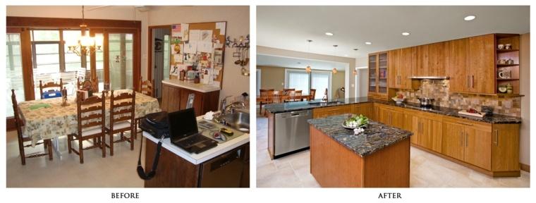 original diseño reforma cocina