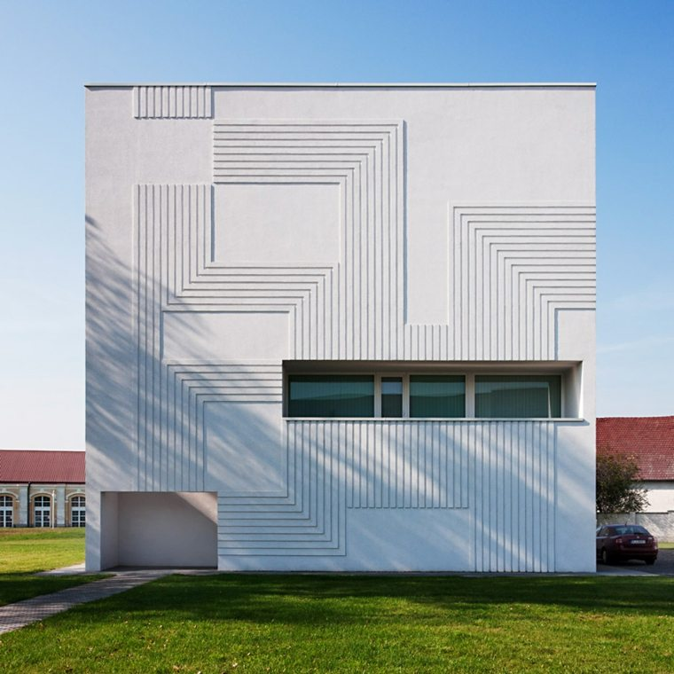 original diseño fachada moderna
