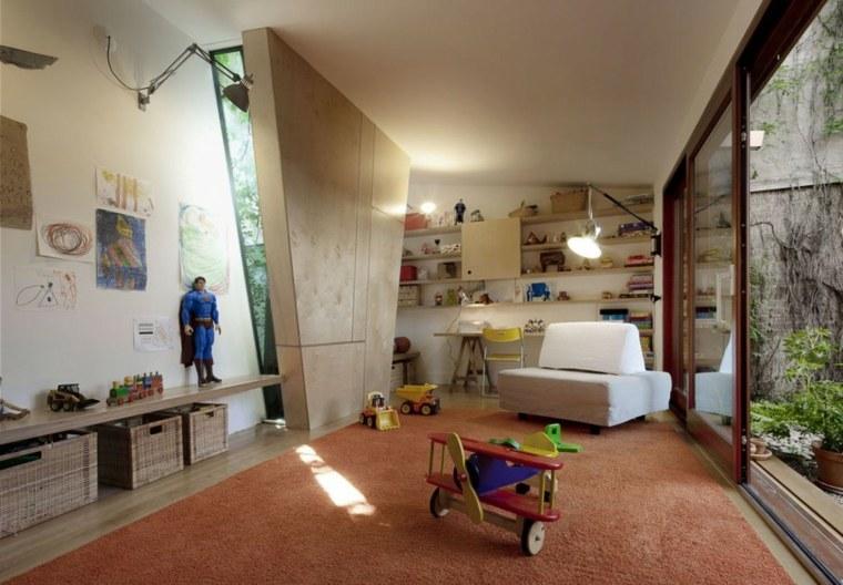 original diseño habitación ninos