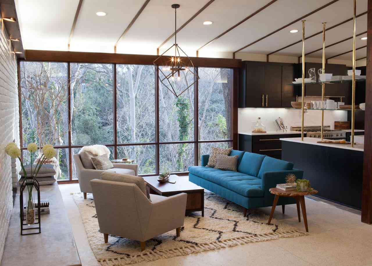 Interiorismo salones ideas originales para cada estilo - Estilos de interiorismo ...