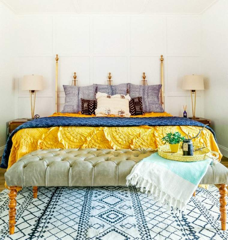 original diseño textiles decoración