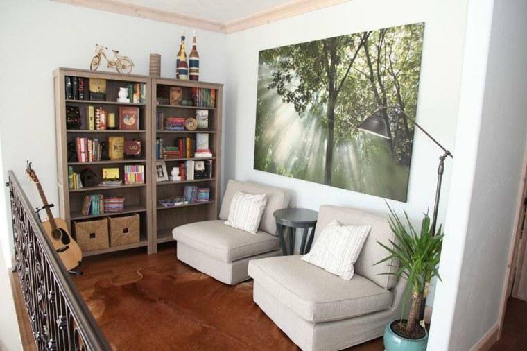 original sala estudio de apartamento loft
