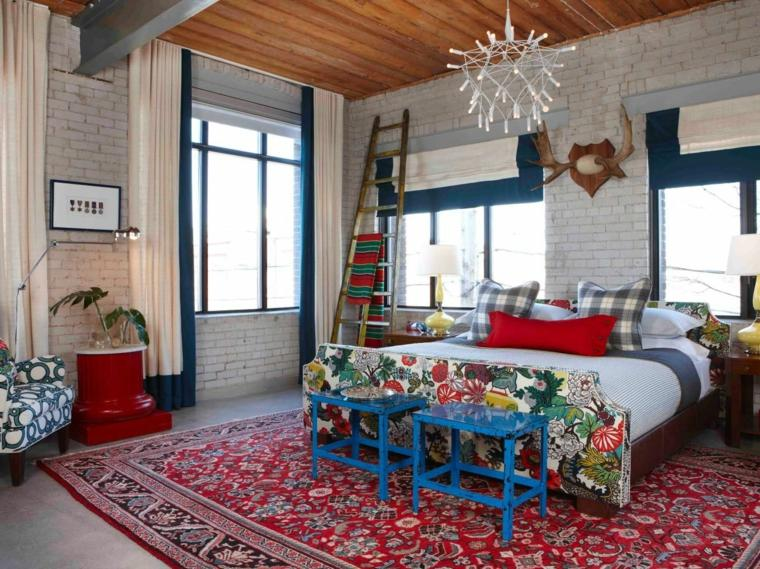 original decoración habitacion eclectica