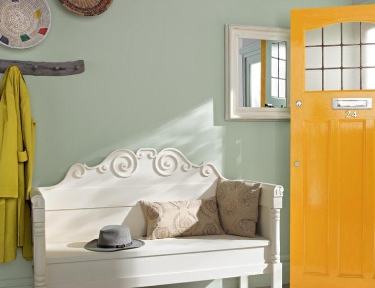 Como pintar un pasillo m s ideas y colores interesantes - Pintar pasillo moderno ...