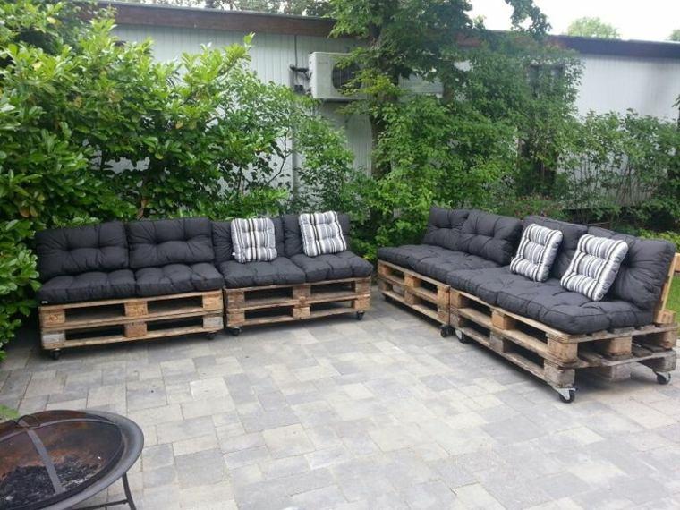 originales muebles terraza chill