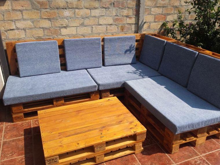 originales muebles palets madera