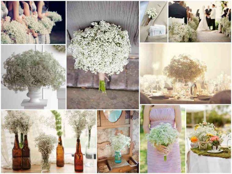 originales ramos una boda campestre