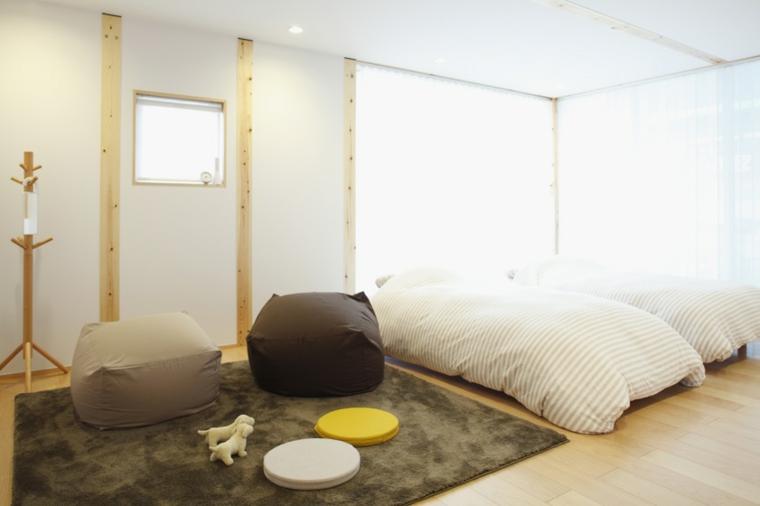 orignal diseño dormitorio minimalista
