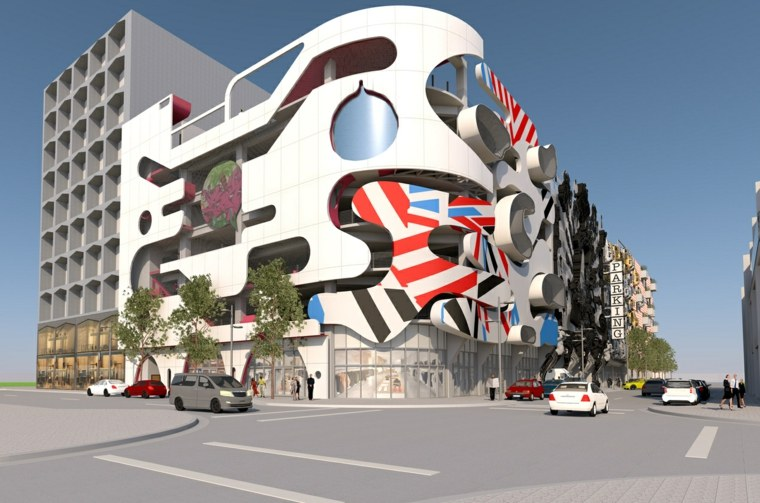 original proyecto fachada