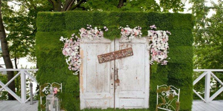 original decoracion de jardin
